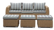 Wicker Sofa Set on Sale at Gooddegg Online Home Decor Store