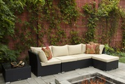 Wicker Sectional Sofa Set on Sale