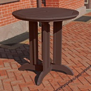 Easter Sunday Sale - Round 48 Diameter Dining Table