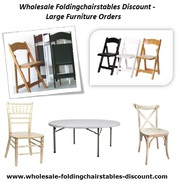 Wholesale Foldingchairstables Discount - Large Furniture Orders