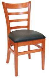 Cherry Wood Restaurant Chairs of 1stackablechairs