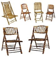 1stfoldingchairs Presents Bamboo Folding Chairs