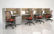 Office Furniture Cubicles Contemporary Desk Chairs Cubes,  Chairs,  Desk