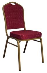 Burgundy Diamond Banquet Chair - chairstables2001