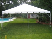 15 x 15 Frame Tent - Chair Company Larry Hoffman