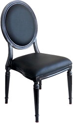 Blue King Louis Chair - California Chiavari Chairs