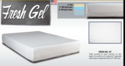 $699 for Fresh Gel,  Memory Foam Queen Mattress only on sale for $699